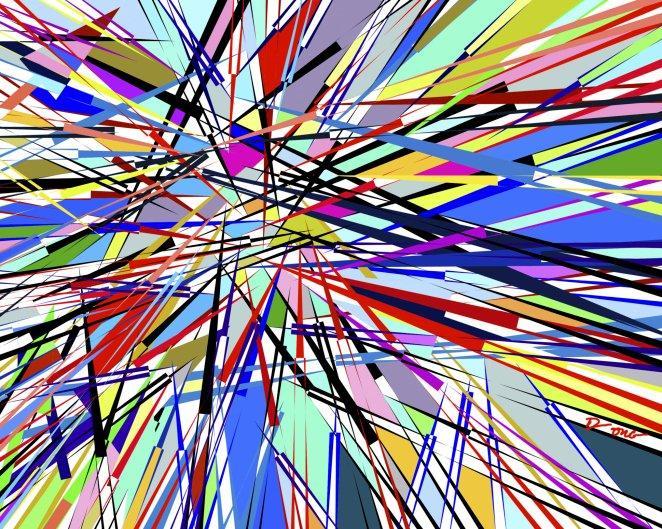 Alla scoperta dell'arte contemporanea digitale, tra pixel e tecnologie