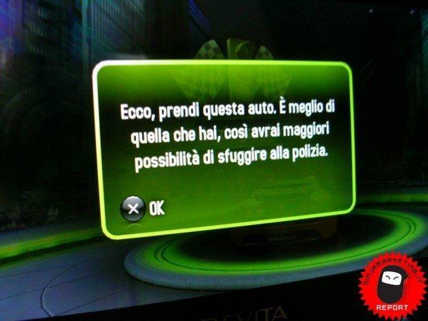 I migliori giochi su PS Vita: ASPHALT INJECTION