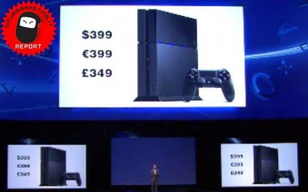 PlayStation 4: presentata la nuova gaming console di Sony