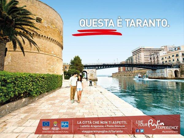 Questa E Taranto L Advertising Che Non Ti Aspetti
