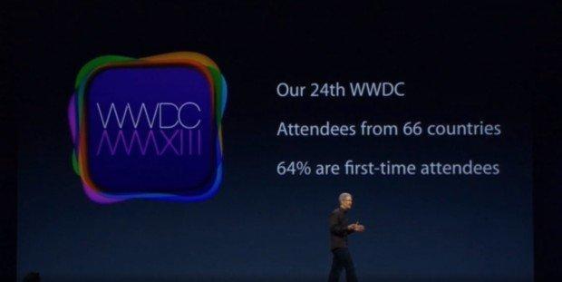 WWDC 2013: Apple presenta le novità al keynote, scopriamole insieme!