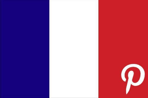 Pinterest lancia in Francia la sua prima versione locale