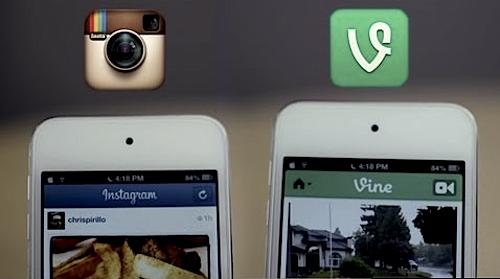 Instagram vs Vine: chi vincerà la guerra dei mini clip?