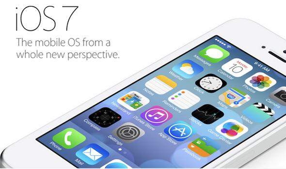 iOS 7: l'evoluzione dal primo iPhone ad oggi
