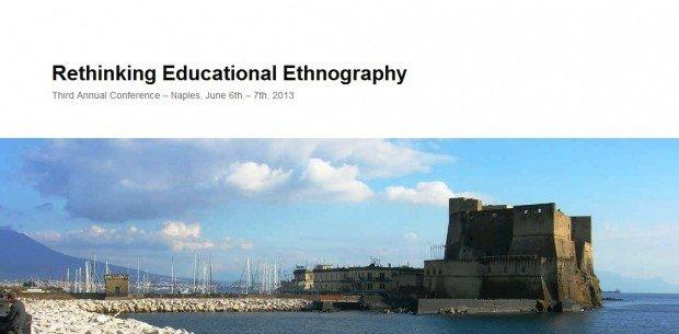 L'esperienza di Second Life al Rethinking Educational Ethnography [EVENTO]