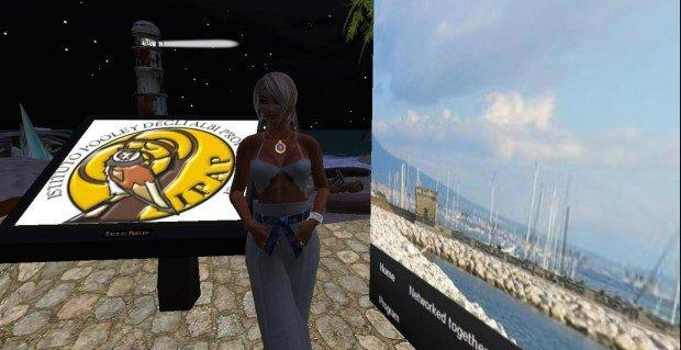 L'esperienza di Second Life al Rethinking Educational Ethnography [REPORT]