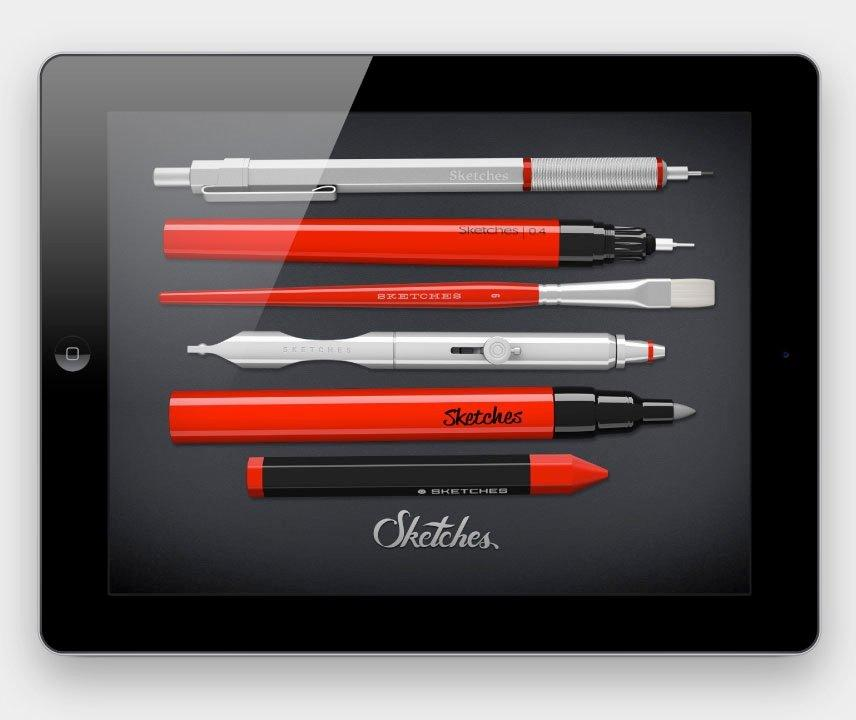 App of the Week: Tayasui Sketches, scopri l'artista che è in te!