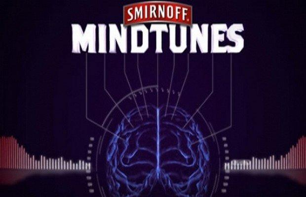Smirnoff dà vita alla musica che abbiamo nella mente [VIDEO]