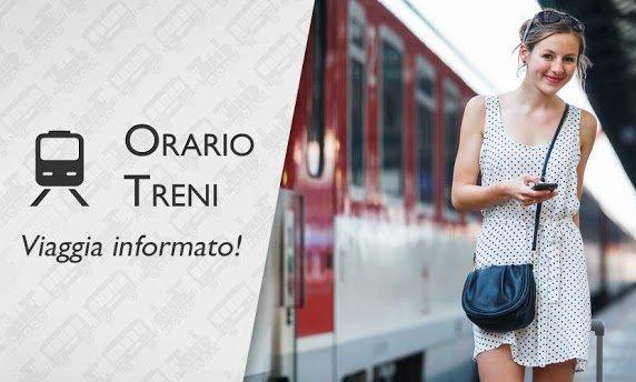App of the Week: Orario treni, viaggia sempre informato!