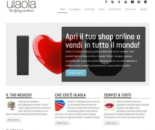 ulaola la startup che dovrebbe parlare italiano