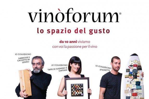 Vinòforum 2013, quando il vino è convivialità anche sui social