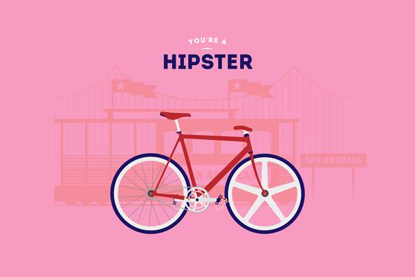 Cyclemon: dimmi che bici guidi e ti dirò chi sei