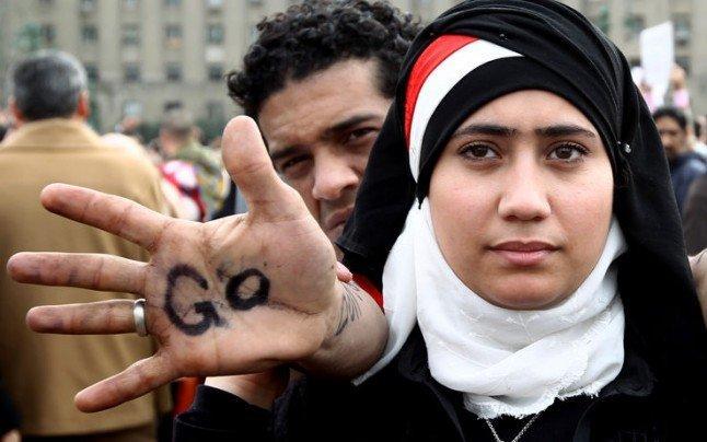 La falsa primavera araba del governo Morsi in Egitto