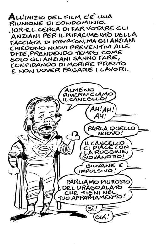 Top 10 fumetti e illustrazioni: i migliori creativi della settimana Leo Ortolani