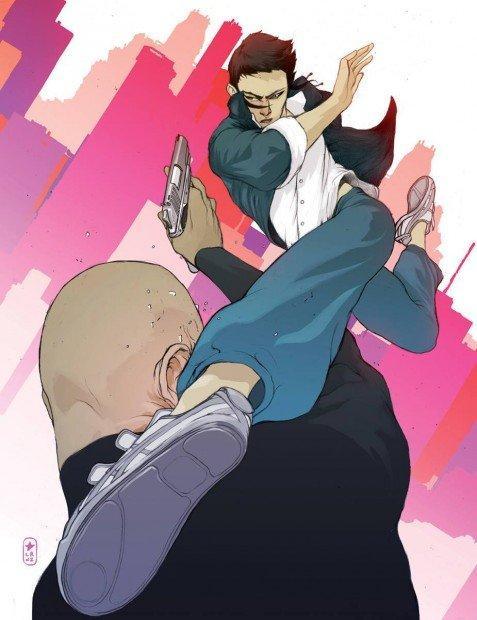 Top 10 fumetti e illustrazioni: i migliori creativi della settimana Long Wei Cajelli Maconi LRNZ