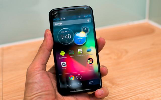 Moto X, il nuovo nato dal binomio Google – Motorola