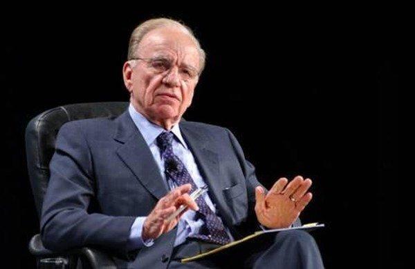 Murdoch presenta la News Corp con un annuncio sul New York Times