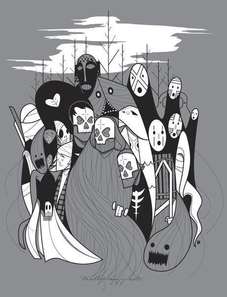 Top 10 fumetti e illustrazioni: i migliori creativi della settimana Ale Giorgini