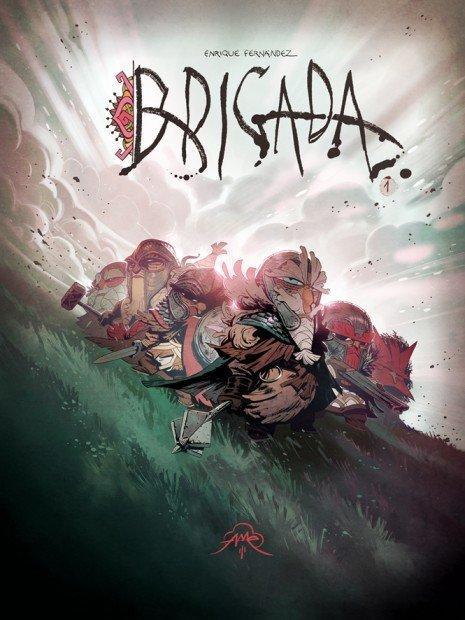 Top 10 fumetti e illustrazioni: i migliori creativi della settimana Enrique Fernandez