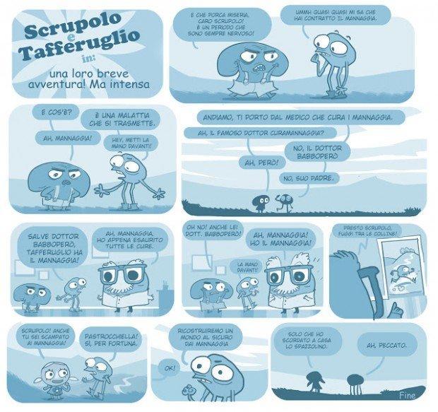 Top10 fumetti e illustrazioni i migliori creativi della settimana Lorenzo De Felici