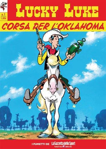 Top10 fumetti e illustrazioni i migliori creativi della settimana Lucky Luke