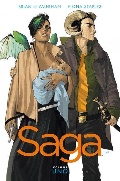Top10 fumetti e illustrazioni i migliori creativi della settimana Saga Brian Vaughan, Fiona Staples
