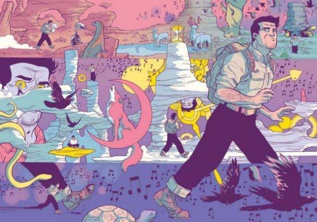 Top10 fumetti e illustrazioni i migliori creativi della settimana Jim Henson Tale of Sand