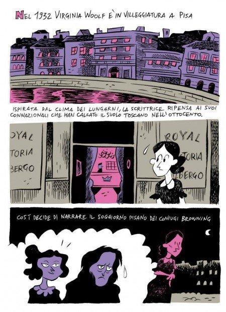 Top10 fumetti e illustrazioni i migliori creativi della settimana Tuono Pettinato