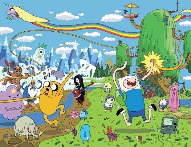 Top 10 fumetti e illustrazioni: i migliori creativi della settimana Adventure Time
