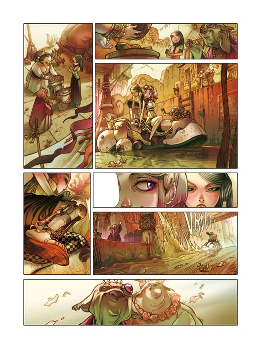 Top 10 fumetti e illustrazioni: i migliori creativi della settimana Barbara Canepa