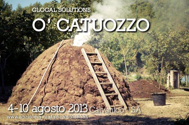 Societing e l'arte della carbonaia, una settimana per imparare il Catuozzo