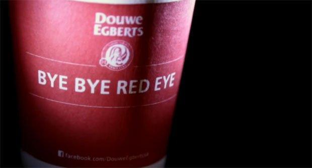 Douwe Egberts: a ogni sbadiglio regala un caffè! [VIDEO]