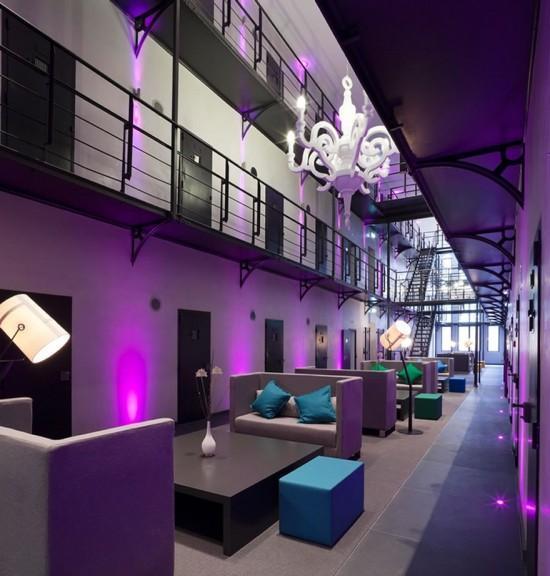 Het Arresthuis: da prigione a hotel di lusso