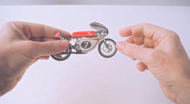 """Honda, """"nelle mani"""" 65 anni di innovazione [VIDEO]"""