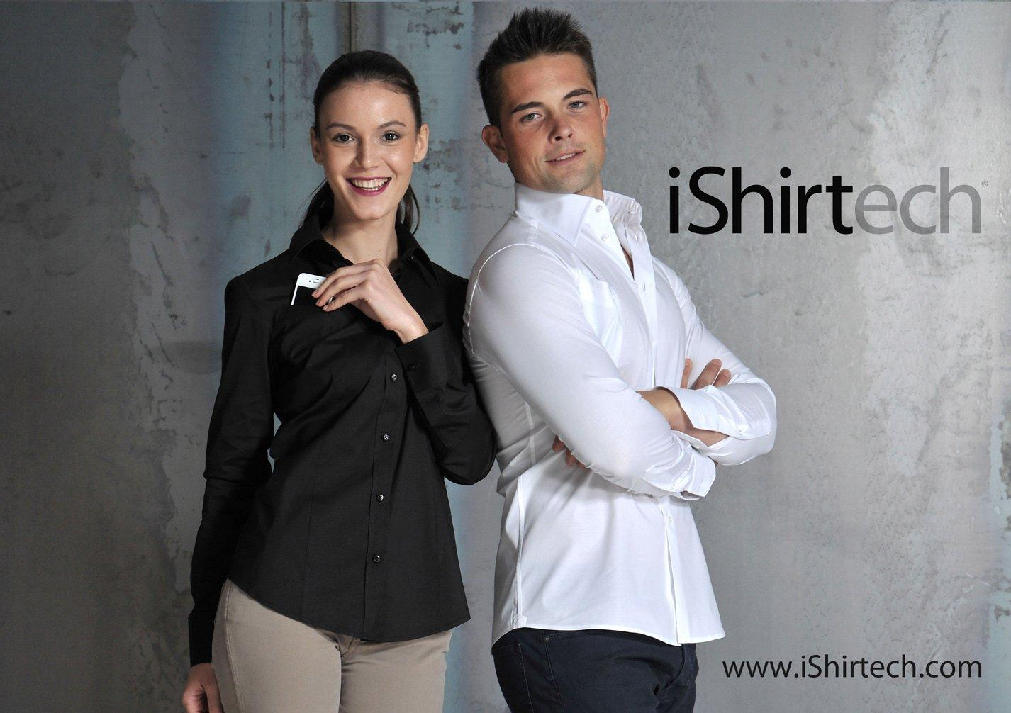 iShirtech: camicie e t-shirt con stile e innovazione Made in Italy [GADGET OF THE WEEK]