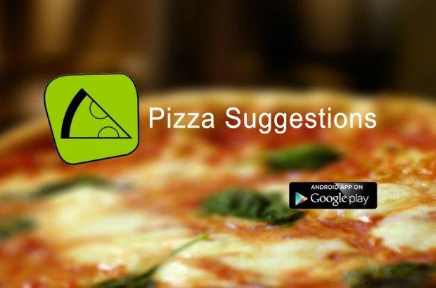 App of the Week: Pizza Suggestions, scegli la pizza che fa per te!