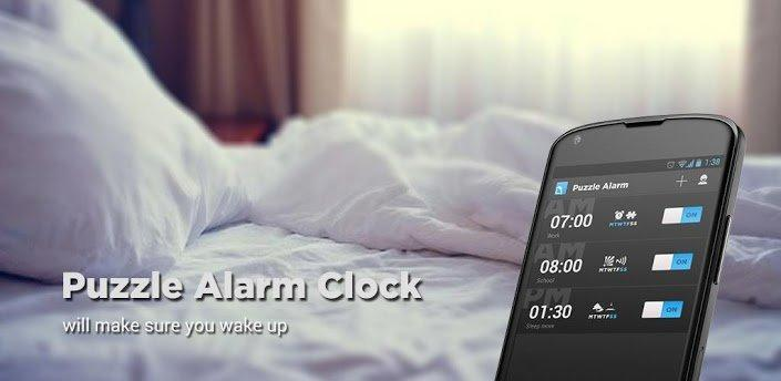 App of the Week: Puzzle Alarm Clock, una sveglia infallibile!