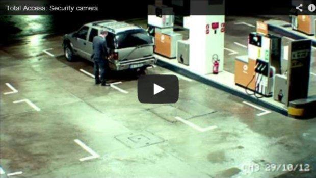 Total come Coca Cola: lo spot si fa con le telecamere di sicurezza [VIDEO]