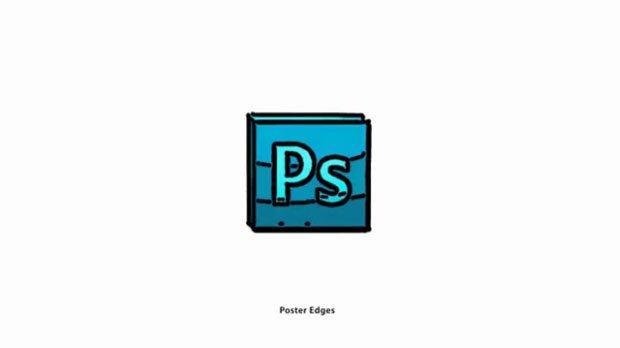 Tutti i filtri di Photoshop in un'animazione [VIDEO]