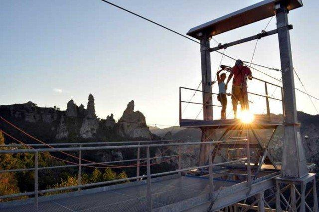 Il Volo dell'Angelo in Basilicata è marketing turistico, sportivo e rurale