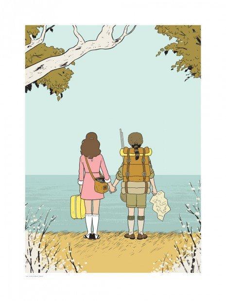 Top 10 fumetti e illustrazioni i migliori creativi della settimana Adrian Tomine