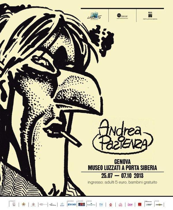 Top 10 fumetti e illustrazioni  speciale estate Andrea Pazienza
