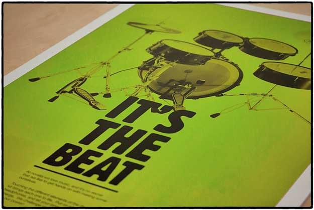 """""""The Drum Poster"""": l'advertising interattivo è realtà"""