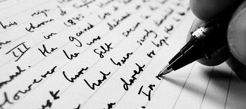 Tutto quello che la tua calligrafia rivela di te [INFOGRAFICA]