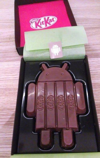 Google sceglie Nestlè per il suo nuovo OS: ecco Android Kitkat!