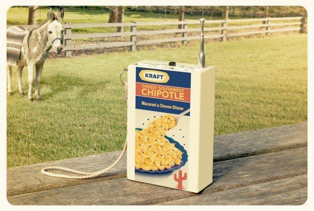 """Kraft Foods e la nuova campagna """"New-Stalgica"""""""