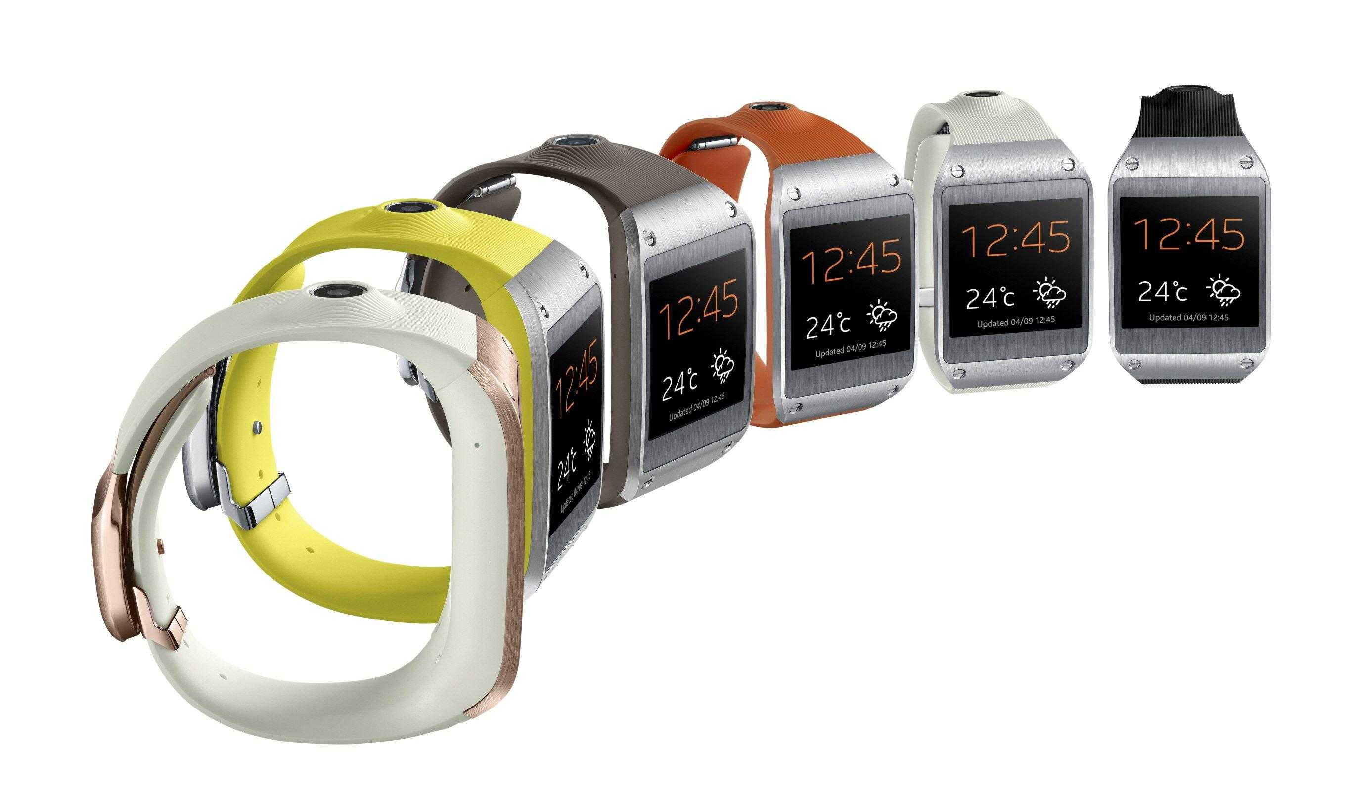 Samsung presenta il Galaxy Gear: ecco le caratteristiche dello smartwatch