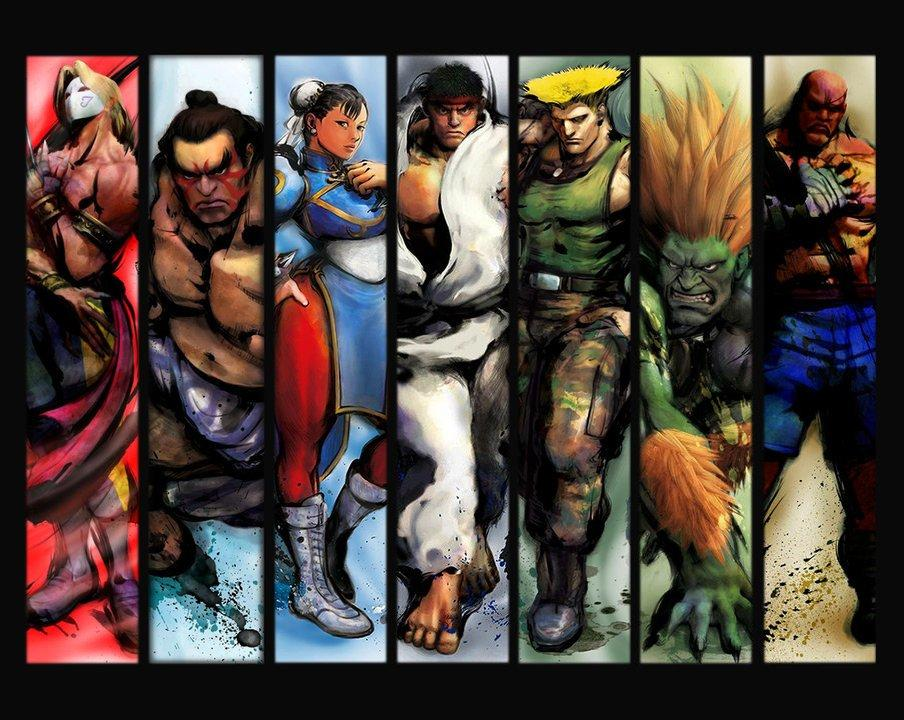 Street Fighter Chronicles: la vita dopo i combattimenti