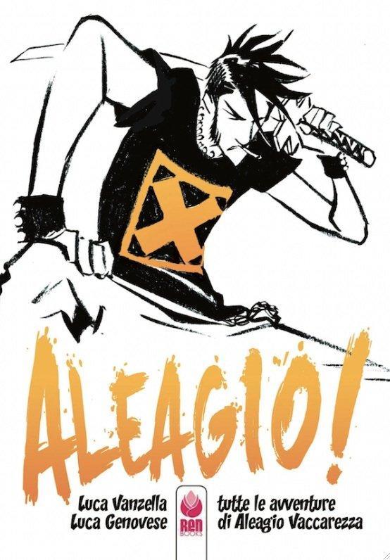 Top 10 fumetti e illustrazioni: i migliori creativi della settimana Aleagio Vanzella Genovese