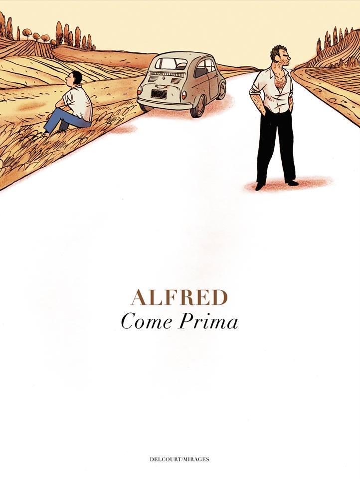 Top 10 fumetti e illustrazioni: i migliori creativi della settimana Alfred